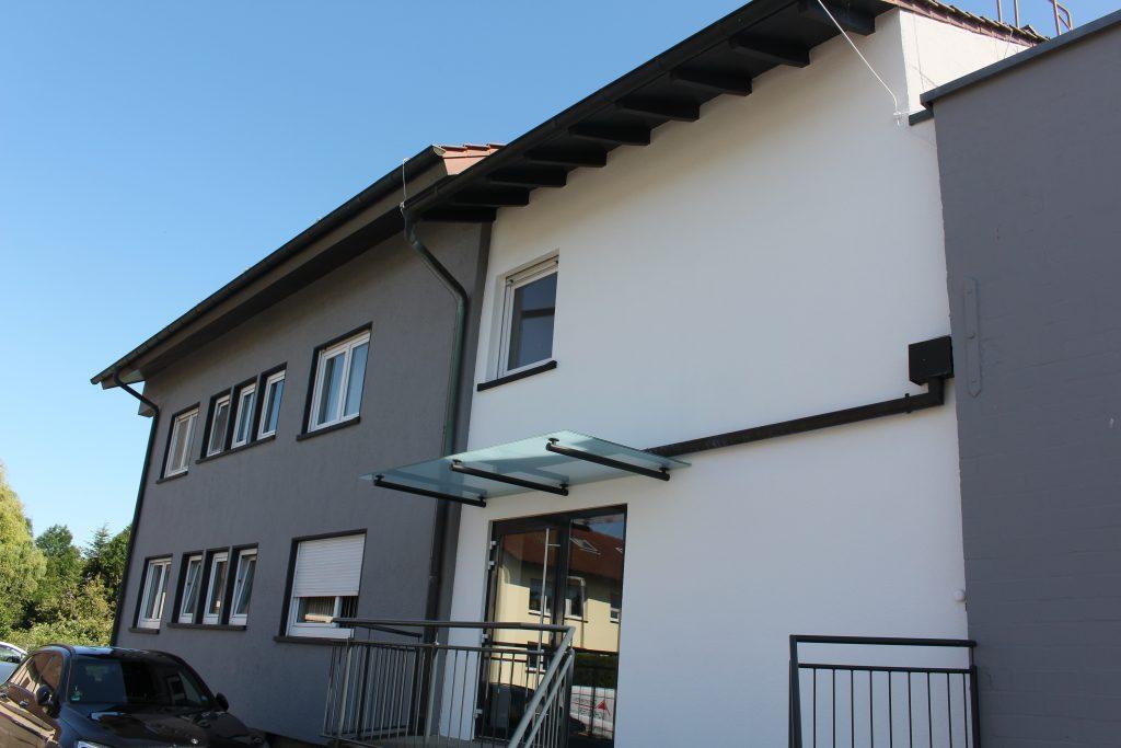 P.A Fassade